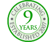 Established in 2007 - Celebrating 9 Years